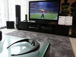 sony home theater setup. glorified home theater setup: another sony setup h