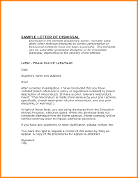 7 Academic Suspension Appeal Letter Sample Free Invoice