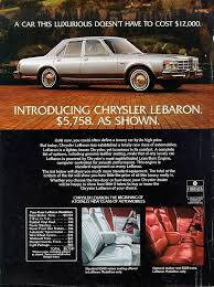 17 best images about chrysler ads plymouth new for 1977 the chrysler lebaron
