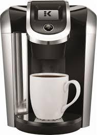 keurig. Perfect Keurig Keurig  K425 SingleServe KCup Pod Coffee Maker Black Front_Zoom To