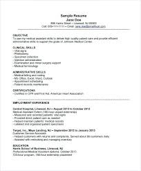 Medical Assistant Resumes Examples Awesome Examples Of Office Assistant Resumes Resume Medical Assistant