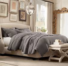 stonewashed belgian linen bedding collection bedroom and some with regard to restoration hardware duvets plans 12