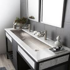 top mount bathroom copper sink