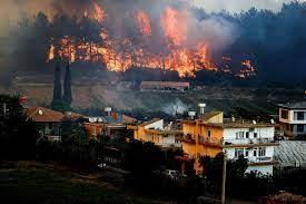 22 ilde 71 yangın! Türkiye'deki yangınlar son durum nedir? Yangınlar devam  ediyor mu, söndürüldü mü?