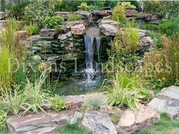 Small Picture pond waterfalls uk Backyard and yard design for village