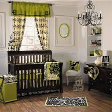 cute picture of black and white baby nursery room design and decoration ideas delectable picture