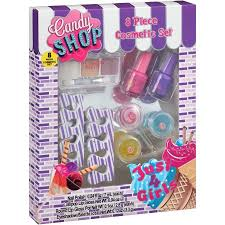 makeup kits for girls at walmart. candy shop just 4 girls cosmetic set, 8 pc makeup kits for at walmart r