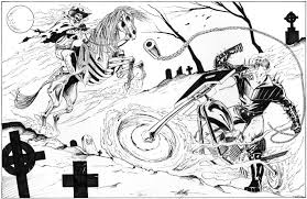 Western Ghost Rider Re Boot Page