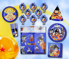Dragon Ball Z Decorations Dragonball Z Birthday Party Supplies eBay 12