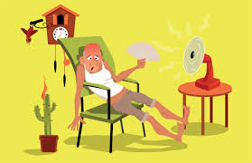 How People Survived the Summer Without <b>Air Conditioning</b>