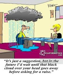 Asking Your Boss For A Raise Salary Increase Cartoons And Comics Funny Pictures From Cartoonstock
