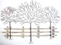 round metal tree branches and birds wall branch art kids room paint ideas bay accents decor