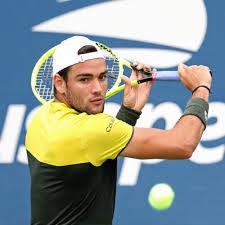 Tennis, Matteo Berrettini in semifinale agli us open