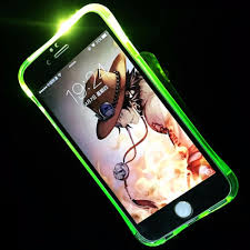 Samsung Galaxy S8 Green Light Details About Case Led Light Call For Mobile Phone Samsung Galaxy S8 Green Case Cover New