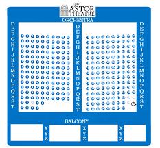 Astor Theatre Tickets