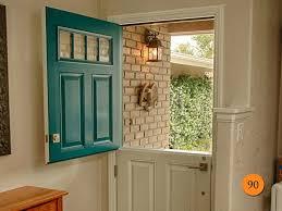 36 x 80 plastpro drs60 fiberglass dutch door installed in costa mesa