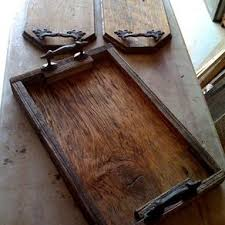 popular furniture wood. barnwood trays by mark porter popular furniture wood i