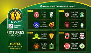 ننشر مواعيد مباريات دور المجموعات فى دورى أبطال أفريقيا - المواطنة نيوز