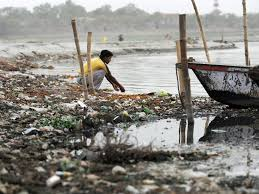 stems tide of pollution into ganges river
