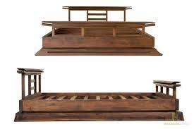 japanese platform bed.  Platform Kondo Teak Platform Bed  HLKONDOTKJVBD On Japanese I
