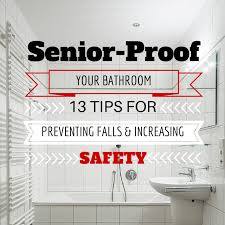 Bathroom Safety For Seniors Mesmerizing Bathroom Safety For Seniors SeniorAdvisor Blog
