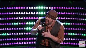 Dustin Christensen Wows With 'Downtown Train' on 'The Voice'