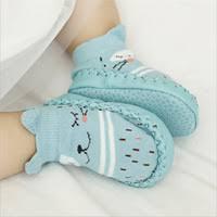 <b>2017</b> Fashion Baby Socks With Rubber Soles Infant Sock Newborn ...