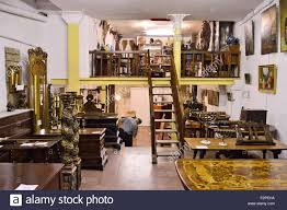 old furniture stores. Exellent Furniture Antique Vintage Furniture Store In Barri Gotic Old Town Barcelona Spain  Europe  Stock In Old Furniture Stores Alamy