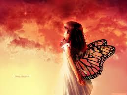 anime butterfly My Beautiful Wings ...