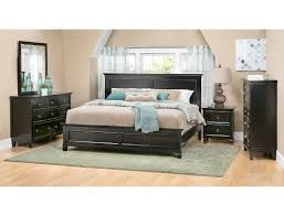 Slumberland | Persia Collection - 5Pc Black King Room Package ...