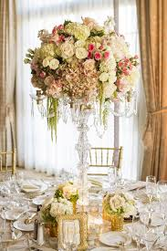 one other image of glass flower chandelier