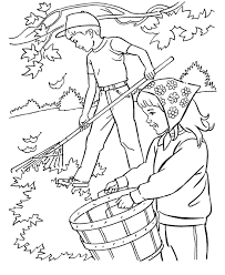 Small Picture Free Printable Coloring Pages Fall Season Free Fall Coloring Pages