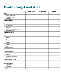 Monthly Expense Tracker Daily Office Excel Sheet Simple Weekly ...