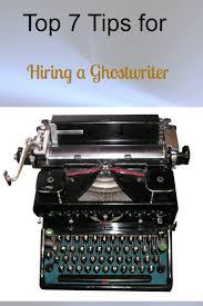 How To Hire A Ghostwriter For Your Book     Cameron Conaway
