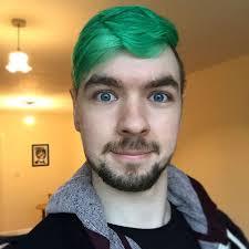 jacksepticeye green hair. the green beacon lives on!!! - bestofinsta.org jacksepticeye hair