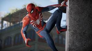spider man is locked at 30 frame per second on ps4 and ps4 pro