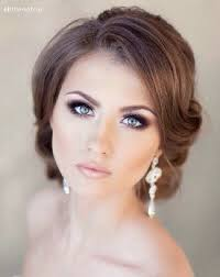 19 stunning ideas for your wedding makeup looks lovely little weddings bridal smokey eye makeup natural wedding makeup wedding makeup looks