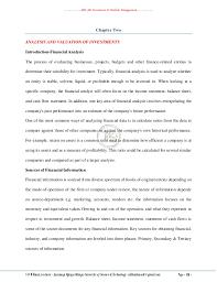 Investment & Portfolio Management Booklet