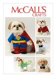 Dog Costume Patterns