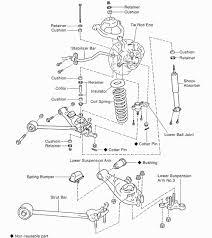 2005 toyota ta a parts diagram front suspension parts diagram rh diagramchartwiki toyota corolla 1998 rear