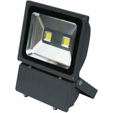 new arrival 100w led floodlight outdoor security flood light 110 265v ac cool white