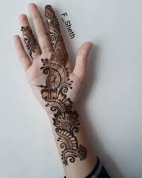 Arabic Mehndi Designs For Right Hand Latest Arabic Mehndi Design For Front Hand K4 Fashion