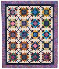 Stained Glass Quilt Pattern Magnificent Stained Glass Quilt Pattern DP48
