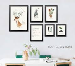 next on cactus wall art framed with nursery wall art framed poster cactus framed art animal decor frame