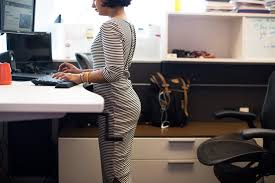 office standing desk. stand to work if you like, but don\u0027t brag about the benefits office standing desk