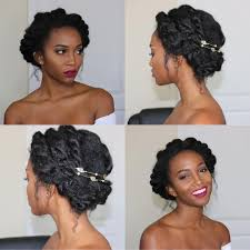 The Beauty Of Natural Hair Board Beauté Mariage Coiffure