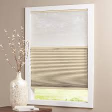 sheer white mojave 9 16 in cordless day night cellular shade 21