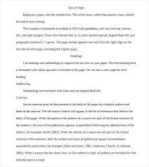 apa sample outline essay outline format outline format for a  apa sample outline style writing template sample apa format outline template apa sample