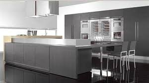 Light Gray Kitchen Amazing Light Gray Kitchen Cabinets With Modern Stove And Storage