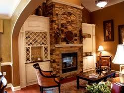 custom fireplace designs. custom stone fireplace designs r